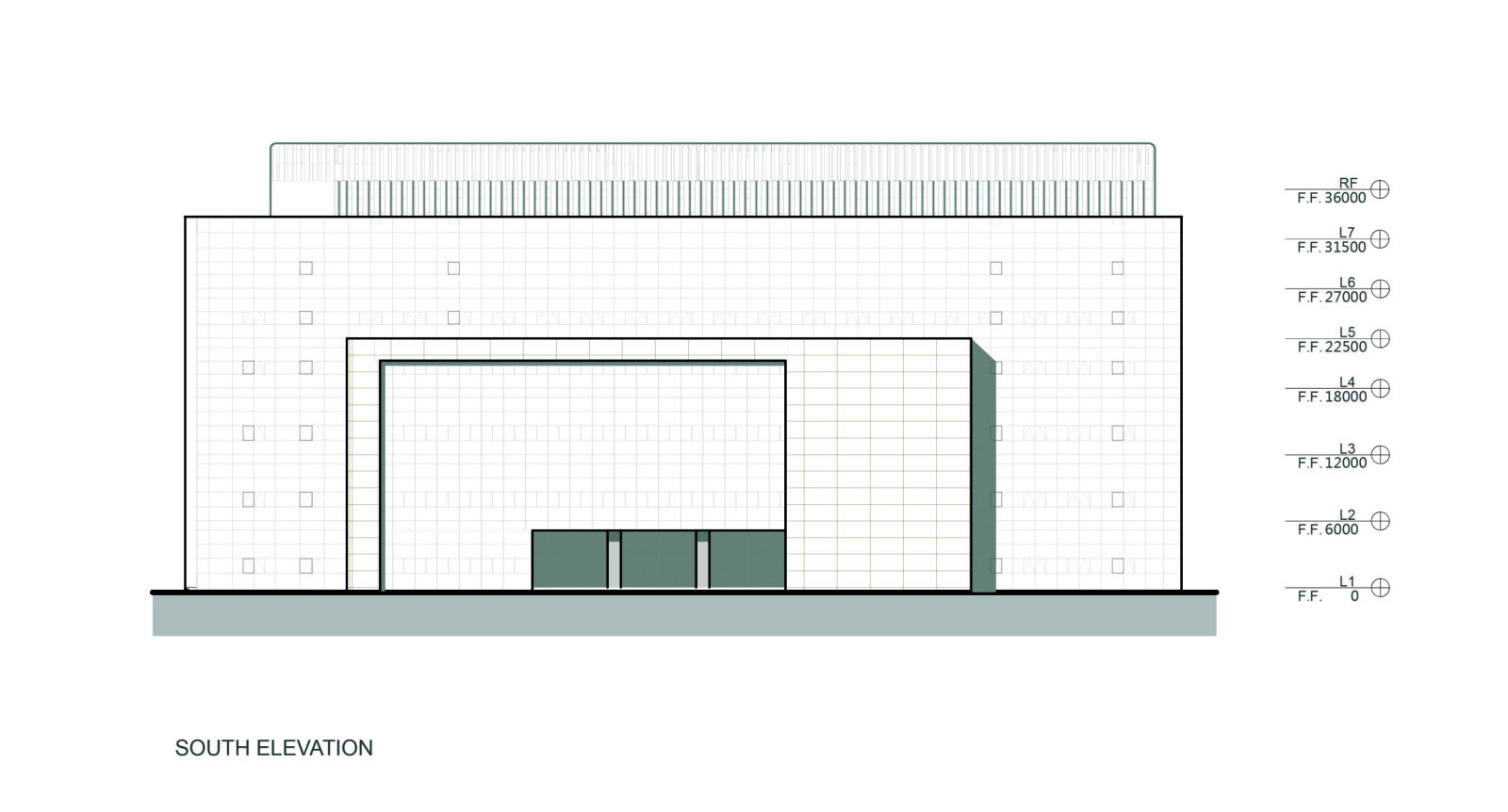CIVIC+CENTER_elevations+and+sections